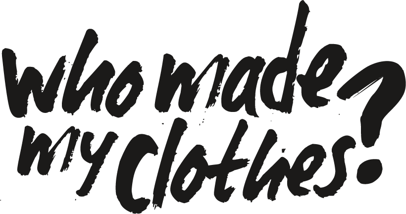 #whomademyclothes campaign